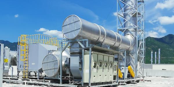 VOC废气处理系统