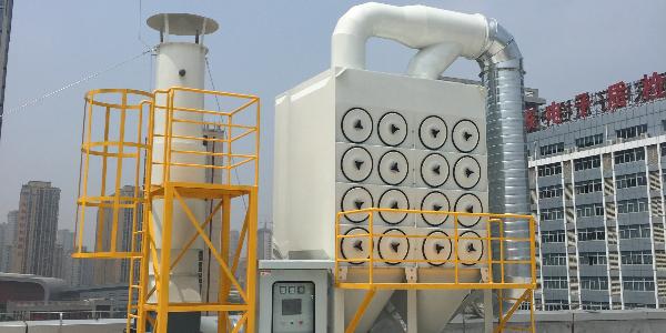 滤筒式除尘器与布袋除尘器的区别有哪些?