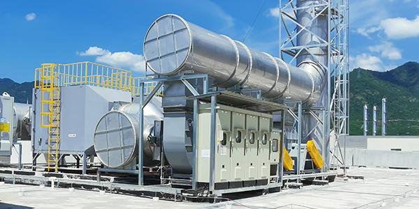 企业如何选择合适的工业废气处理设备