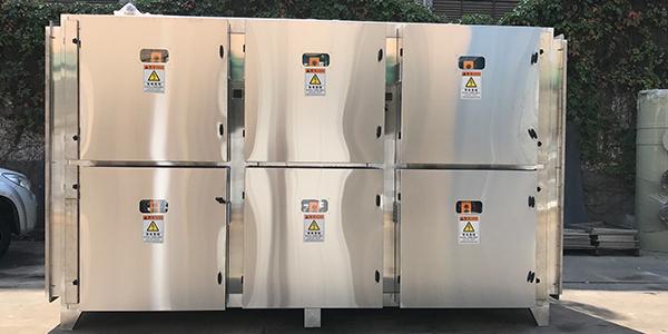 催化燃烧设备的优势和维护成本