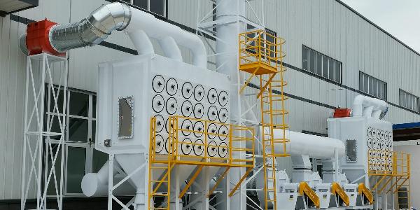 脉冲式滤筒除尘器环保排放能达到多少?丰土环保告诉你